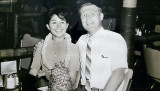 October 1967 - Lynda Atkins and Ray Kyse at the Mai Kai Restaurant before he deployed to Vietnam as a Navy Corpsman