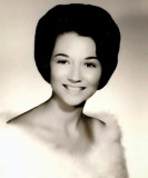 1965 - Janice Dale in my Hialeah High Class of 1965