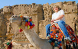 December 2007 - my Huntsville bubba buddy David Knies the camel jockey in Egypt