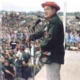 Bob Hope entertaining our troops during war after war after war