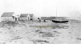1887 - U. S. Life Saving Service Biscayne Bay House of Refuge Station #5 (later Coast Guard Biscayne Bay Station)