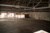 June 2007 - the interior of the historic Naval Reserve Air Base Miami hangar before the Aviation Department demolished it