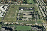 2009 - aerial view of the former Army Nike Missile Integrated Fire Control site on NW 186th Street (now Navy Ops Support Center)