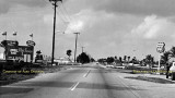 1966 - looking north on W. 12 Avenue just south of W. 84 Street/NW 138 Street