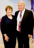 May 2015 - Karen and Don at Don's Hialeah High Class of 1965 50-Year Reunion