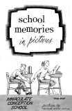 1956-1957 Immaculate Conception School Yearbook Gallery - click on image to view