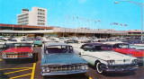 1959 - new 20th Street Terminal at Miami International Airport before the airport hotel was built on top of it