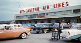 1957 - the Eastern Air Lines Terminal at Miami International Airport on NW 36th Street