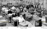 1959 - Mr. Pasquale L. Bello's 6th grade class at Twin Lakes Elementary in Hialeah (names below, scroll down)