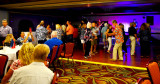 HHS-66 50-Year Reunion and Reunion of the 60's:  classmates dancing at the Grand Slam Ballroom