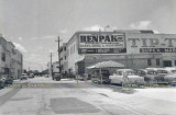 1956 - Renpak Inc. and the Tip-Top Super Market at 27 NW 5th Street in Miami