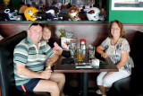 November 2016 - Don and Karen with Lynda Kyse at Duffy's Sports Grill