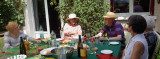 Arlette, JM, Albert et Nadine