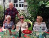 Lise et Albert, Angèle et Arlette