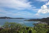 Overlooking the Lagoon, Bora Bora.