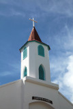 Village Church, Fakarava.