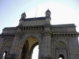 Victoria Gate, Mumbai, India.