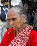Indian Matriarch, Mumbai, India.