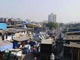 Haravi District, Mumbai, India.