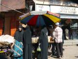 Sunday Shoppers, Haravi, Mumbai, India.