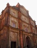 Basilica Bom Jesus, Goa. India.