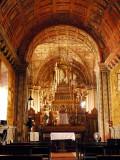 Altar, Se Cathedral, Goa, India.