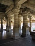 Granite Pillars, Chudamani Moodbidri. Mangalore, India.