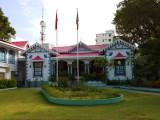 Mulee-Aage Presidential Palace, Male, Maldives.