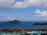 Panorama - Seychelles.
