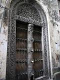 Doorway, Stonetown, Zanzibar, Tanzania.