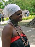 Tanzanian Dancer, Dar-es-Salaam, Tanzania.