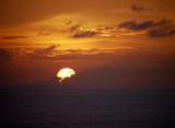 Indian Ocean Sunset en route to Madagascar.