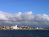 Durban Skyline, South Africa.