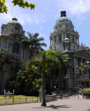 Town Hall, Durban. South Africa.