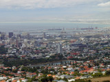 Table Bay Panorama, Capetown, South Africa.