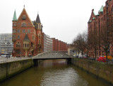 WAREHOUSE CANAL AREA  . 1