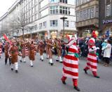 CHRISTMAS PARADE HAMBURG  2015 GALLERY