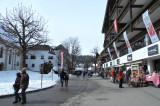 Klosterstrasse near the village centre