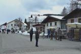 Photoshoot on Innsbrucker Strasse