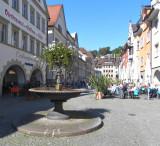 Market Street & Fountain