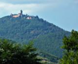 The Chateau du Haut-Kœnigsbourg