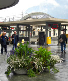 Outside Chur Railway Station