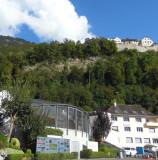 Castle Above the City Centre