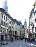 Looking Up Marktgasse