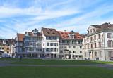 Rosengasse from the Klosterplatz