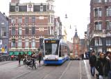 On a Bridge at Leidsestraat