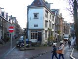 Attractive Corner on Spiegelgracht