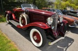 Treasured Motorcars Open House, in Maryland -- May 2013
