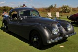 1953 Jaguar XK120 Fixed Head Coupe, George Bunting, Hunt Valley, MD (4777)