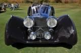 1936 Jaguar SS 100, Ethel & John North II, St. Michaels, MD (4790)
